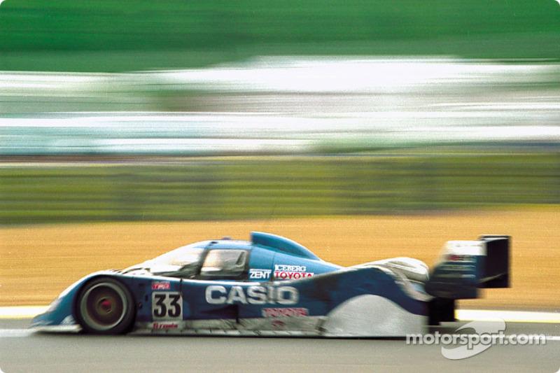 1992: Toyota TS010