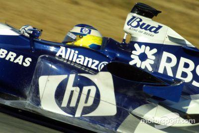 Williams BMW FW27 lansmanı