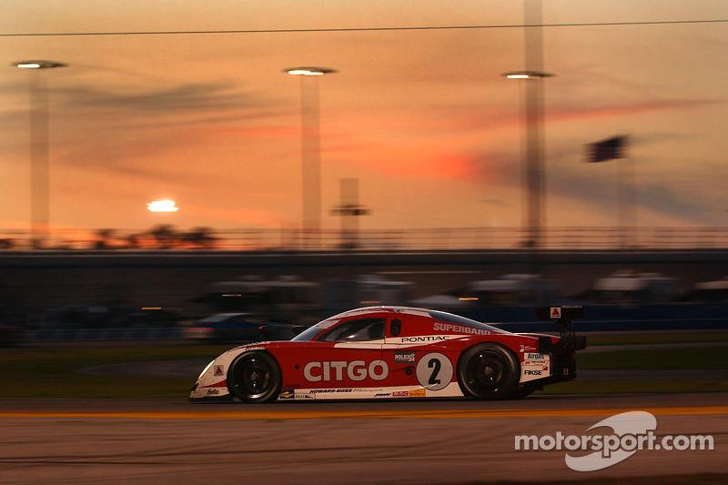 La CITGO - Howard - Boss Motorsports Pontiac Crawford N°2 (Milka Duno, Dario Franchitti, Dan Wheldon, Marino Franchitti)