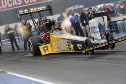 Perşembe Top Fuel Dragster