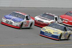 Mike Skinner, Ken Schrader and Dale Earnhardt Jr.