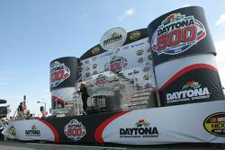 Pre-race speech by Mayor of Daytona