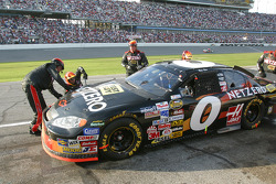 Pitstop for Mike Bliss