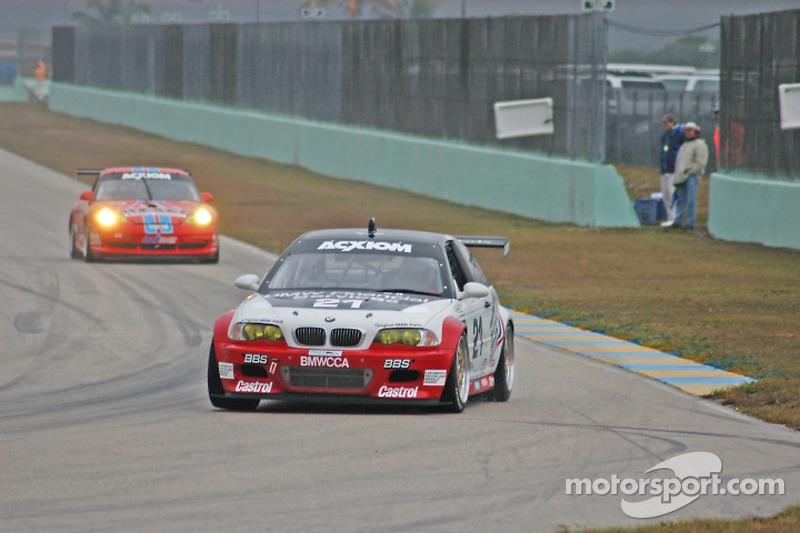 Prototype Technology Group BMW M3 : Joey Hand, Bill Auberlen