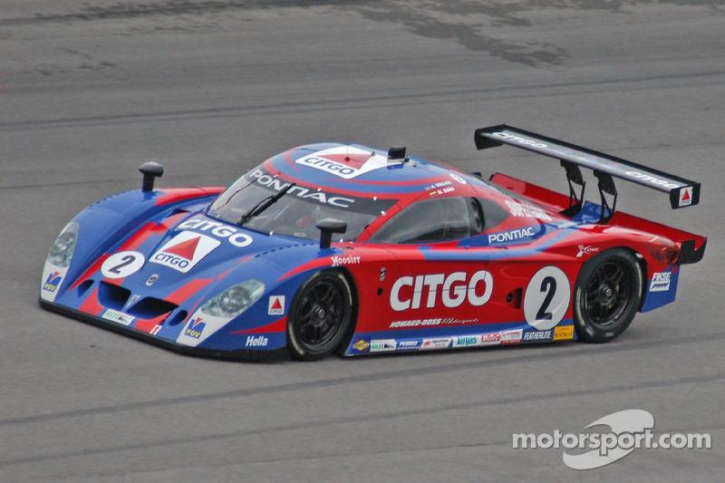 La CITGO - Howard - Boss Motorsports Pontiac Crawford N°2 (Milka Duno, Andy Wallace)