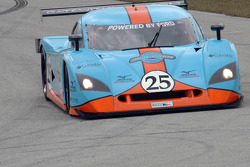 #25 Westernesse Racing Ford Crawford: Dominic Cicero II, Chad McQueen, John Bender