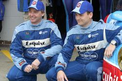 Neil Cunningham and Ben Collins