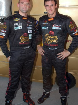 Fabrizio Gollin and Matteo Bobbi