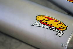 Mufflers were needed to meet noise restrictions