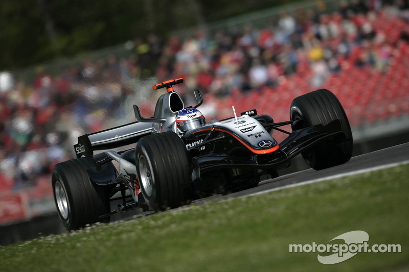 2005. Кімі Райкконен, McLaren MP4-20