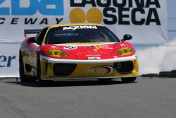 #12 JMB Racing USA Ferrari 360 Challenge: David Gooding, Tom Jermoluk, Dan Kennedy