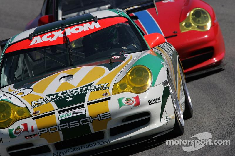 AASCO Motorsports Porsche GT3 Cup : Pat Flanagan, Patrick Long