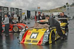 Michael Shank Racing crew members