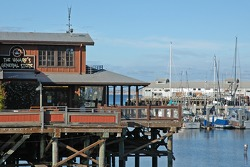 The Wharf's General Store in Monterey Bay