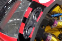 Detail of the Howard - Boss Motorsports Pontiac Crawford