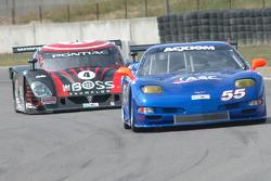 #55 ASC Motorsports Corvette: Zach Arnold, Jason Workman, #4 Howard - Boss Motorsports Pontiac Crawford: Butch Leitzinger, Elliott Forbes-Robinson