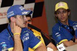 Press conference: Colin Edwards