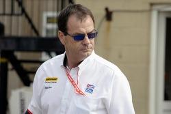 Alan Gow, TOCA/BTCC Series Organiser