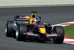 Vitantonio Liuzzi, Red Bull RB1
