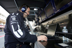 A Williams-BMW engineer