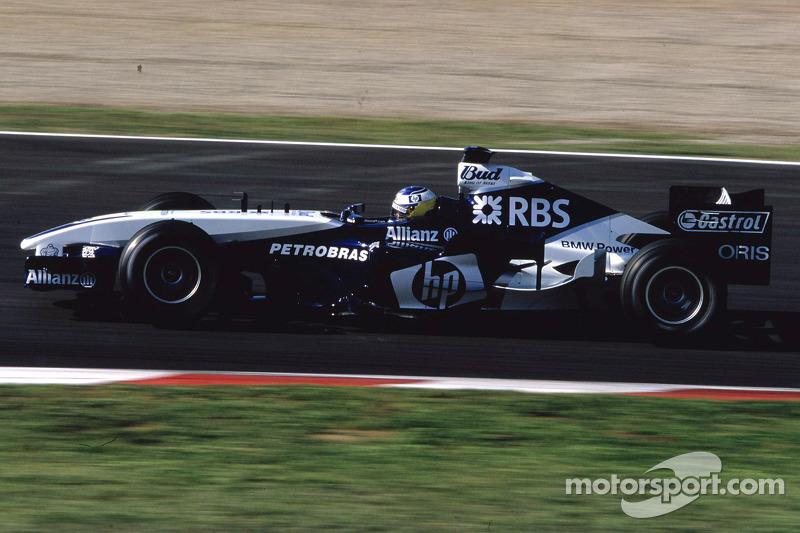 2005: Williams FW27