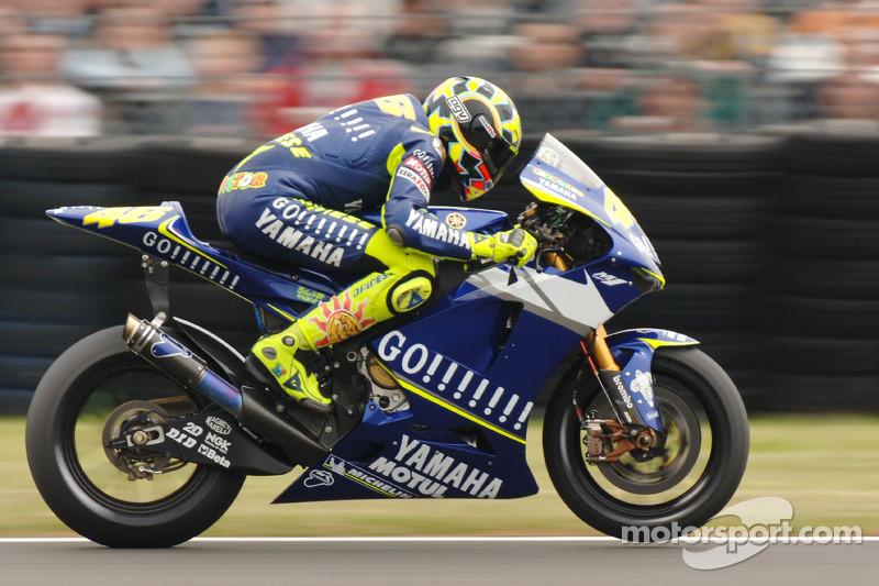2005. Yamaha YZR-M1 - чемпіон, 11 очок, 367 очок