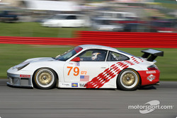 #79 J-3 Racing Porsche 911 GT3 RS: Justin jackson, Tim Sugden