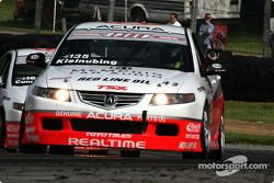 Pierre Kleinubing (#43 Acura TSX)