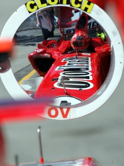 Lollipop of Michael Schumacher