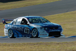 Glenn Seton onlya flyer during qualifying