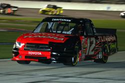 Robert Huffmans' damaged truck returns to action
