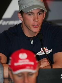 Thursday FIA press conference: Scott Speed