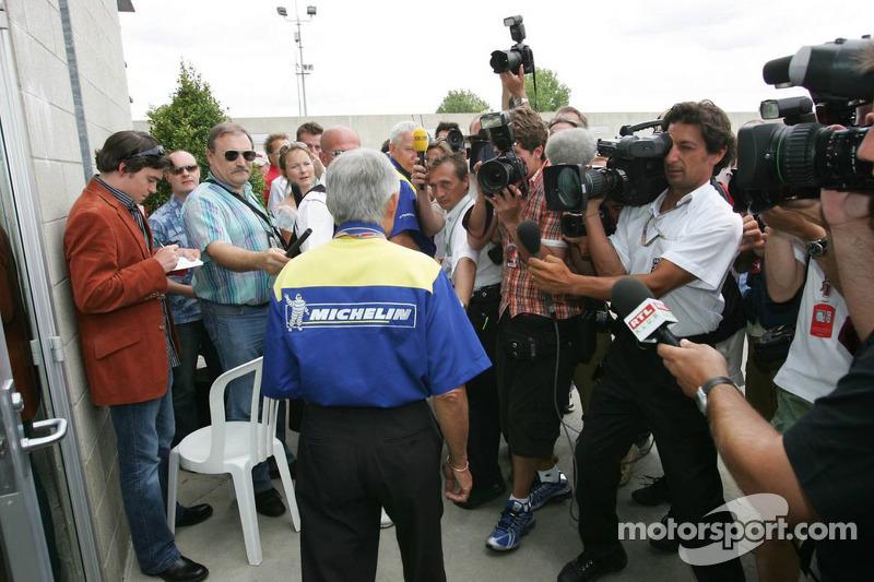 Michelin-Sportchef Pierre Dupasquier