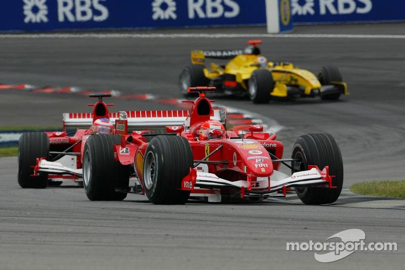 2005 - Michael Schumacher, Ferrari