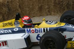 #118 1987 Williams-Honda FW11, class 10: Nelson A. Piquet