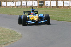 #124 2004 Renault R24, class 16: Fernando Alonso