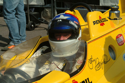 #84 1980 Chaparral-Cosworth 'Pennzoil Special', class 9: Johnny Rutherford