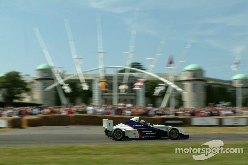 Formula BMW 2005, class 16: Nico Rosberg