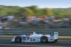 #3 Champion Racing Audi R8: JJ Lehto, Marco Werner, Tom Kristensen