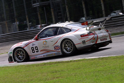 #89 Sebah Automotive Porsche 996 GT3 RSR: Lars-Erik Nielsen, Thorkild Thyrring, Pierre Ehret