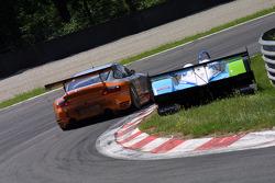 #37 Paul Belmondo Racing Courage C65 Ford: Paul Belmondo, Didier André in trouble