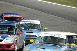 #20 Nuzzo Motorsports Mini Cooper S: Tony Nuzzo, Steve Pattee