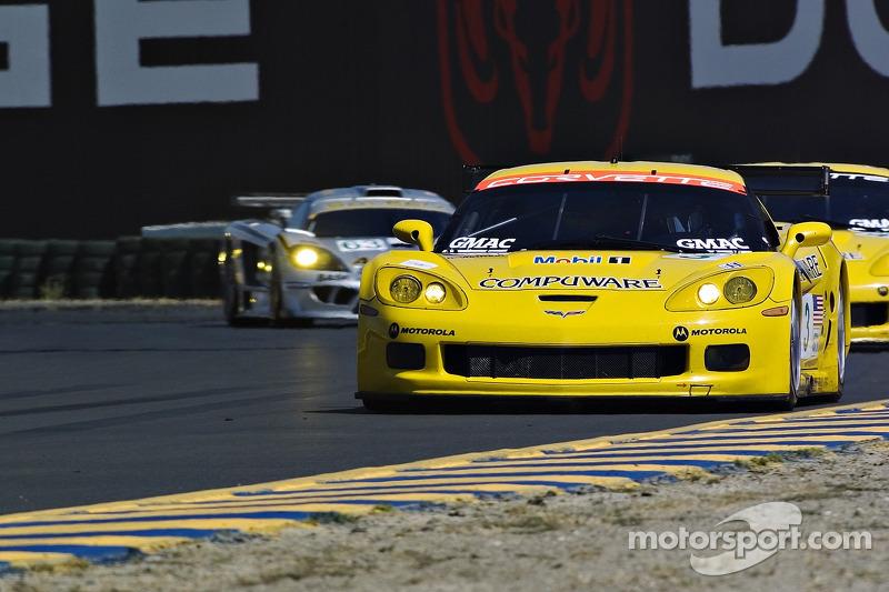 Corvette C6-R : Ron Fellows, Johnny O'Connell