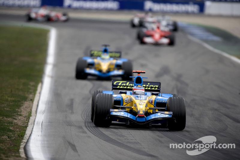 2005, Гран Прі Німеччини