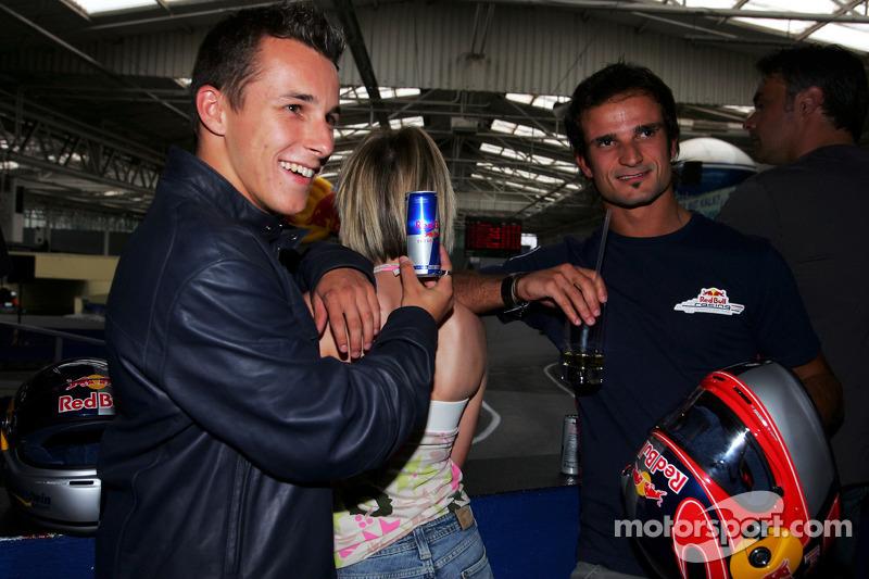 Red Bull Petit Prix en Manheim: Christian Klien y Vitantonio Liuzzi