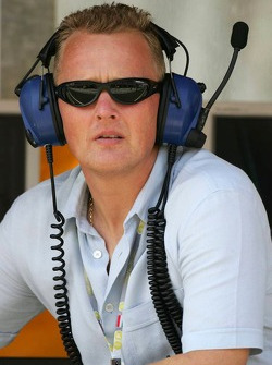 Johnny Herbert, the new sporting relations manager for Jordan