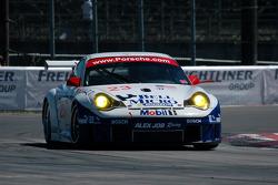 #23 Alex Job Racing Porsche 911 GT3 RSR: Timo Bernhard, Romain Dumas