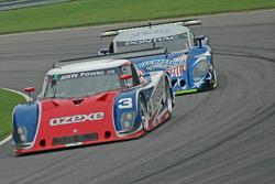 #3 Southard Motorsports BMW Riley: Shane Lewis, Darius Grala, #09 Spirit of Daytona Racing Pontiac Crawford: Doug Goad, Stephan Gregoire