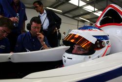Robbie Kerr, A1 Team Great Britain