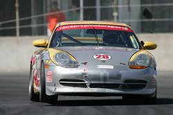 #28 Race Prep Motorsports Porsche 996: Spencer Pumpelly, Tim Gaffney, Mike Pickett
